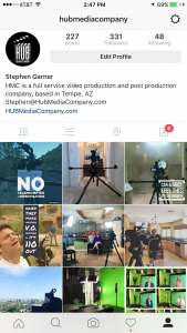 Instagram Hub Media Company