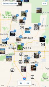 hub media company instagram maps
